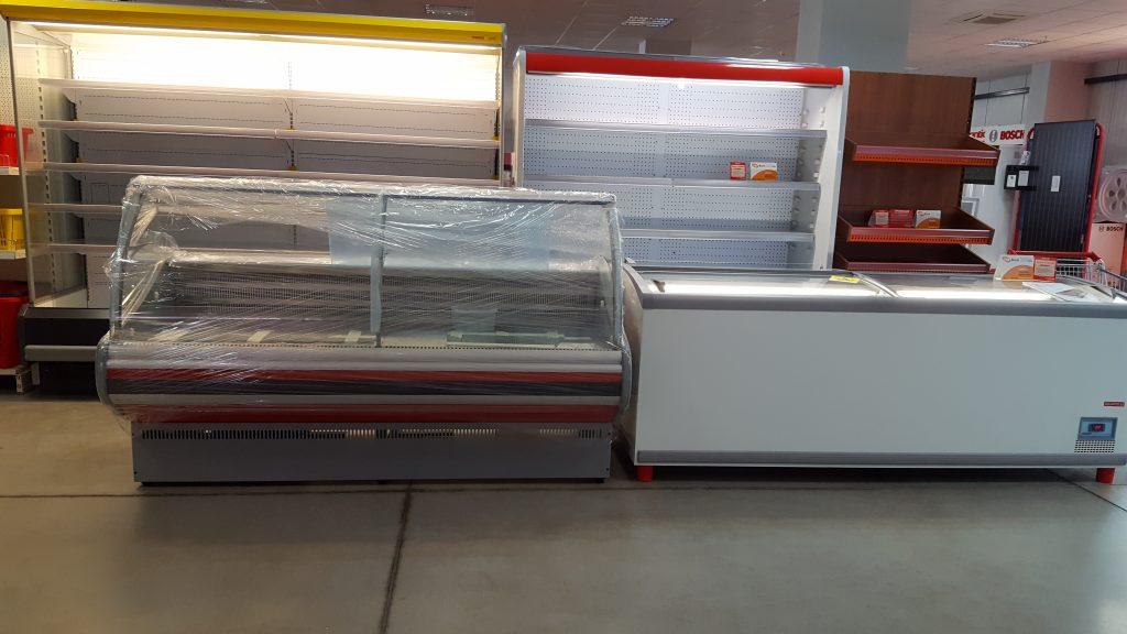 Магазин за хладилни витрини